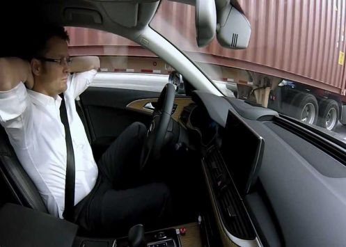 Il Traffic Assistant di Audi