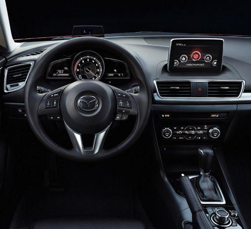 L'Heads Up Cockpit di Mazda