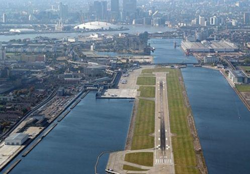 Il London City Airport