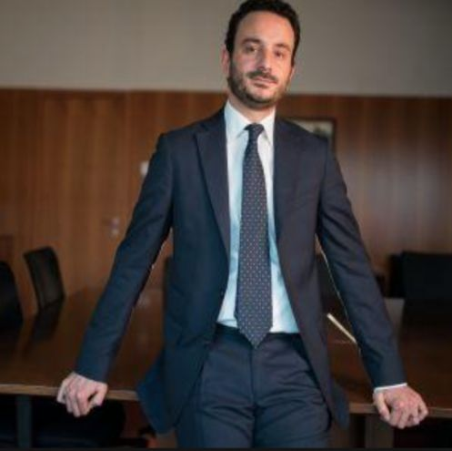 Clemente Perrone, Chief Transformation Officer del Gruppo Sirti