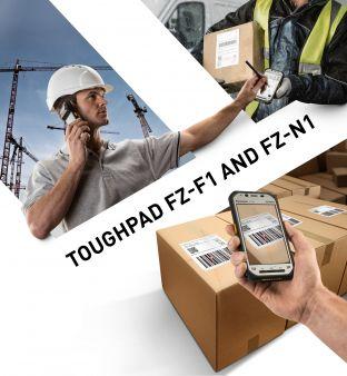 Panasonic Toughpad FZ-F1 e FZ-N1