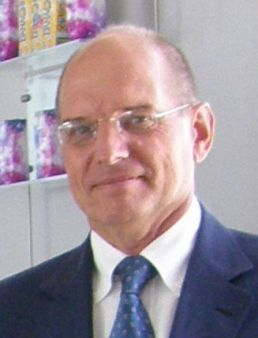 Gianmaurizio Cazzarolli, Director, HR and Site Services, Tetra Pak Packaging Solutions
