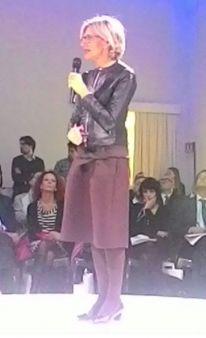 Francesca Selva, Vice President Marketing & Events Messe Frankfurt Italia