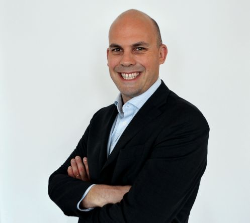 Tom Davis, CEO di Solair