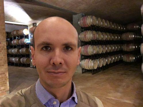 Matteo Berchialla, ICT Manager Mondodelvino