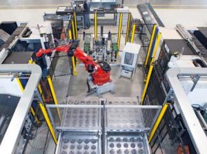 Un sistema di Camozzi Manufacturing per la meccanica di precisione