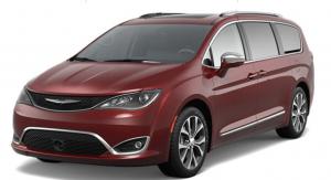 Partirà dalla Chrysler Pacifica lo sviluppo della Selfdriving car Google Fca