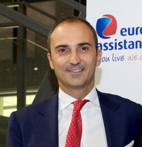 Valerio Chiaronzi, Chief Commercial Officer di Europ Assistance Italia