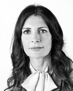 Lorena Dellagiovanna, Country Manager di Hitachi Italia