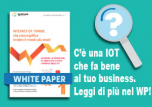 Bottone IoT white paper