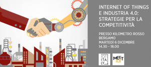 Evento IoT Italy Industry 4.0