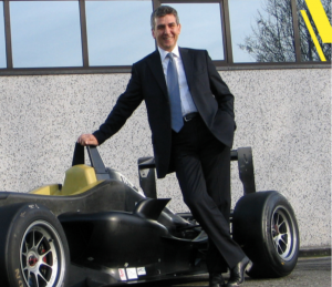 Andrea Pontremoli, CEO, Dallara