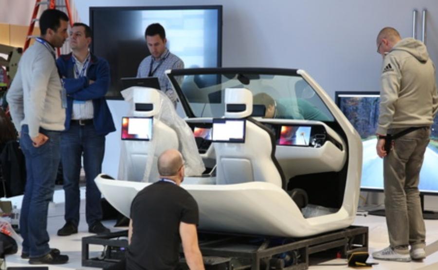 Le Smart Car protagoniste al Ces 2016