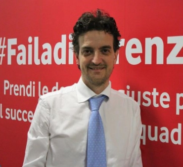 Michele Frassini è Marketing & Sales Manager M2M Italy, Vodafone Global M2M