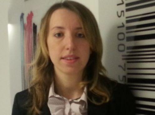 Emanuela Casalini, Barcode Specialist, GS1 Italy