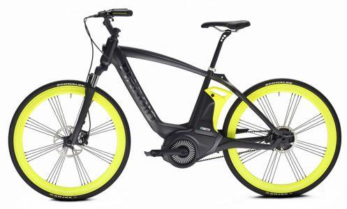 L'Electric Bike Project di Piaggio