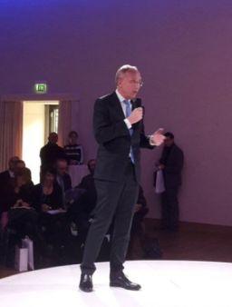 Donald Wich, Amministratore Delegato Messe Frankfurt Italia