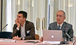 Marco Perona e Andrea Bacchetti