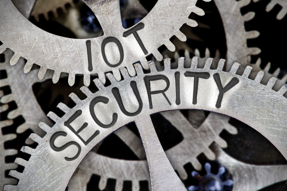 sicurezza iot security