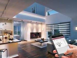 smart home security HNS