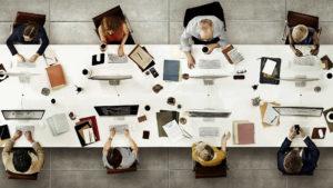 ufficio classico non digitale