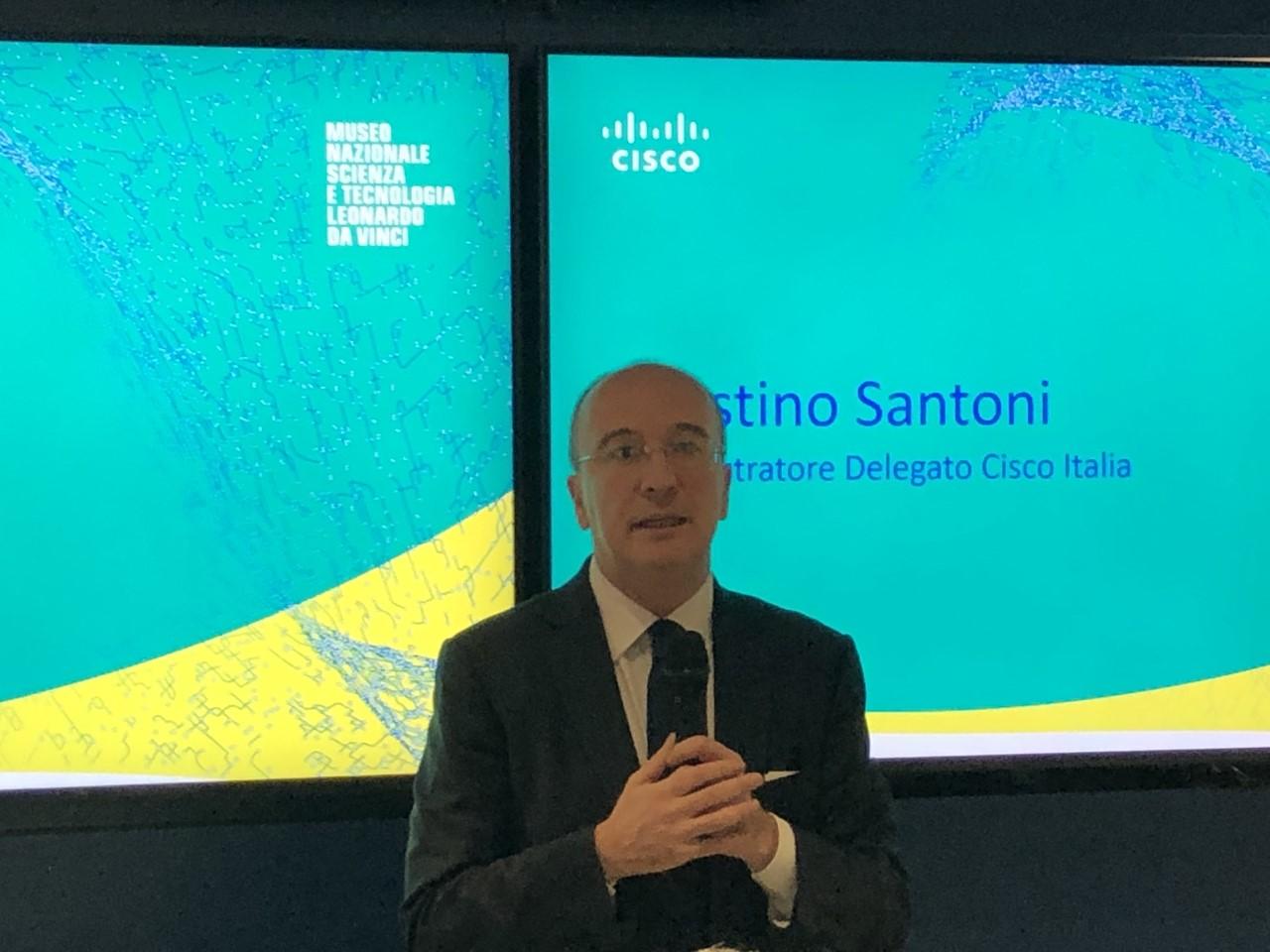 Agostino Santoni - Cisco