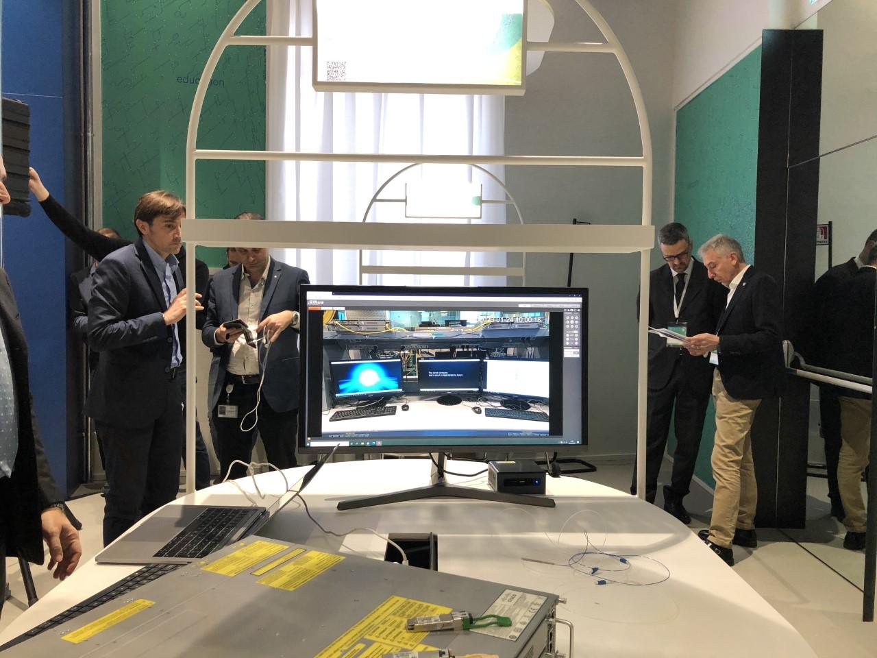 Cisco Cybersec Co-Innovation Center - Milano