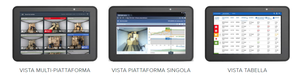 Software di analisi SmartPack Trailer