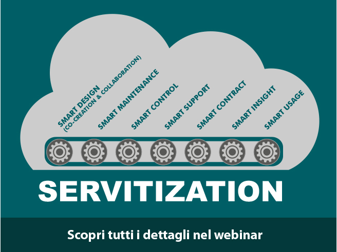 servitization e smart manufacturing