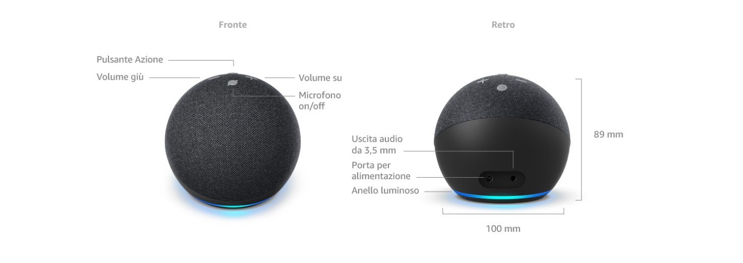 Echo Dot (4ª gen.)