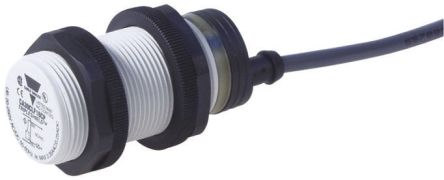 CA30CLN25CP   Sensore di prossimità capacitivo, Cilindrico, M30 x 1.5, rilevamento 2 → 25 mm, da 20 → 250 V c.a./c.c., IP67   RS Components
