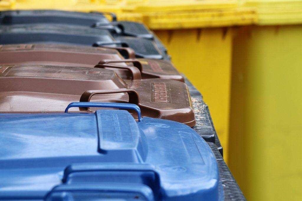 gestione smart rifiuti Rfid