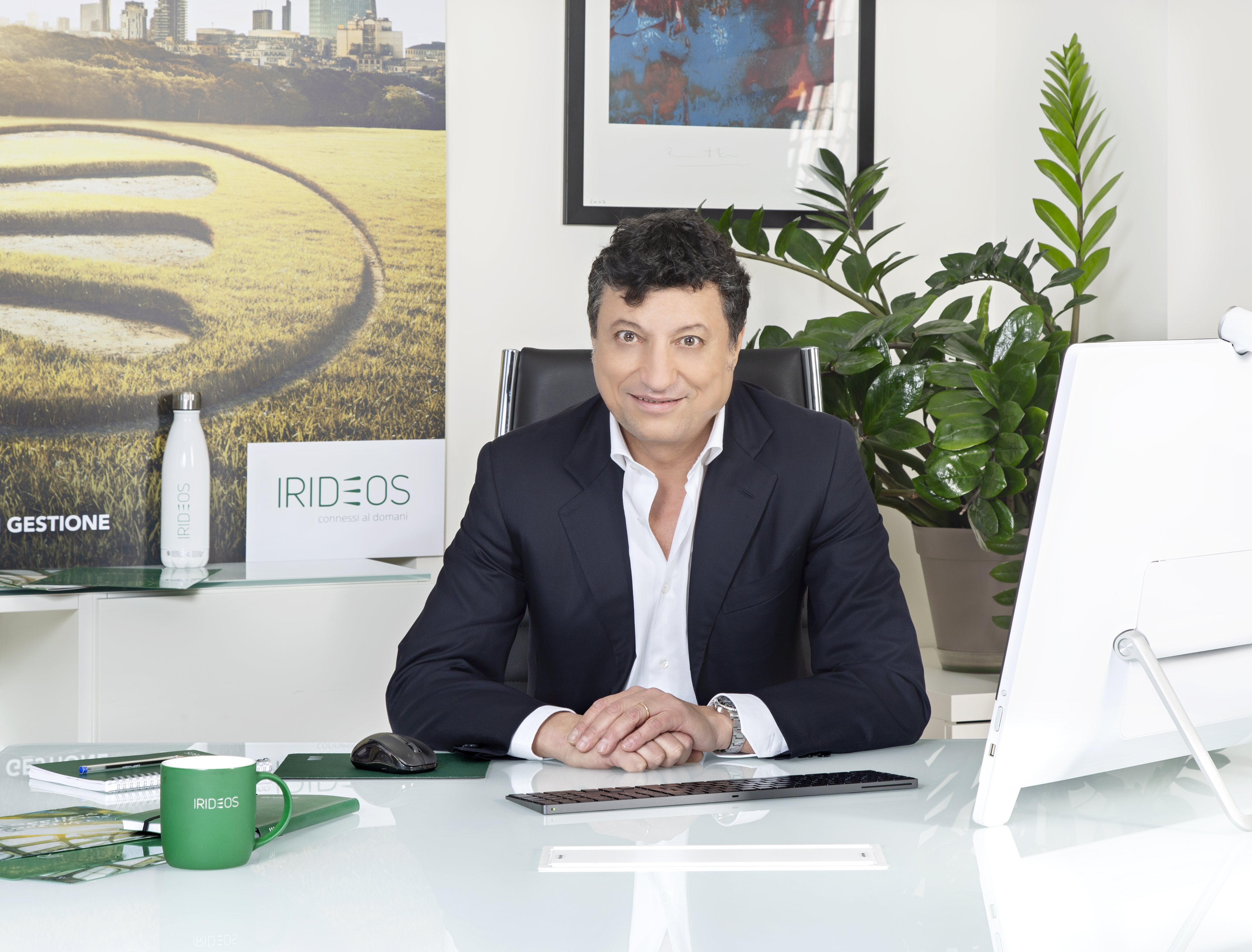 Jeff Zakar, Direttore Vendite di IRIDEOS