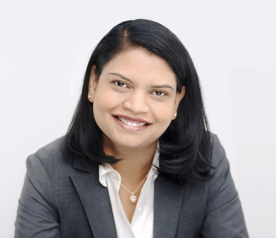 Nayaki Nayyar, Executive Vice President e Chief Product Officer di Ivanti