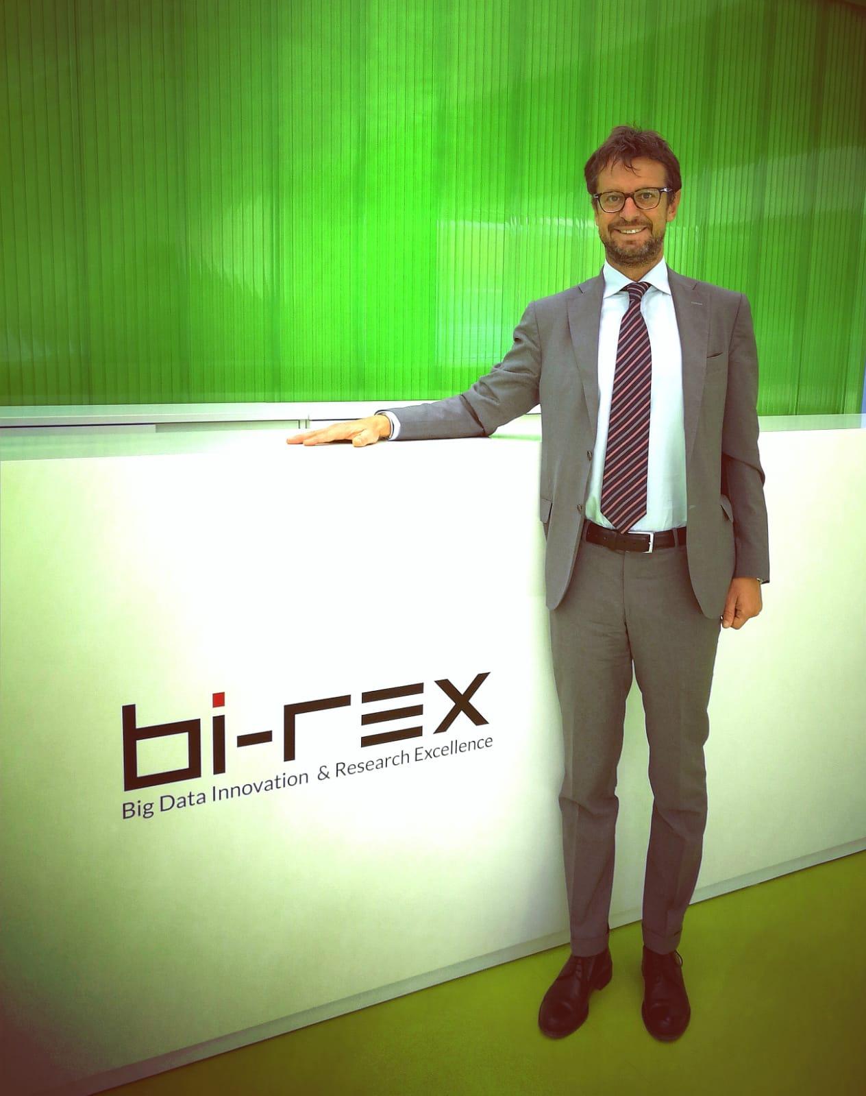 Stefano Cattorini, direttore generale BI-REX
