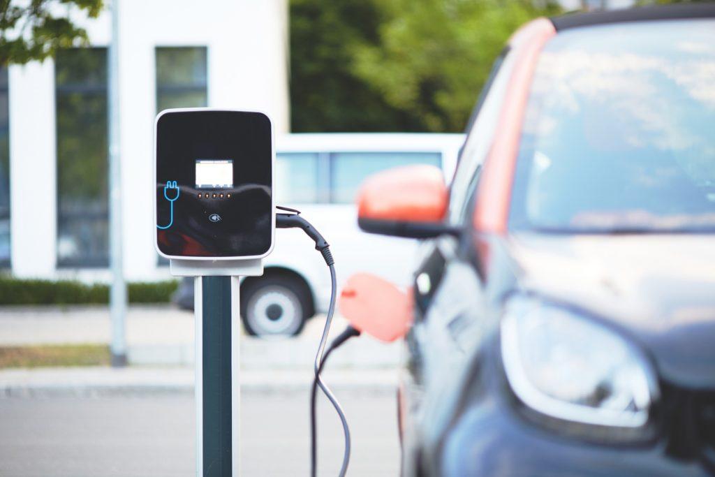 veicoli elettrici connessi